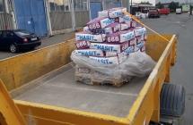 kontejner nakládka