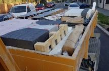 odvoz stavebního materiálu